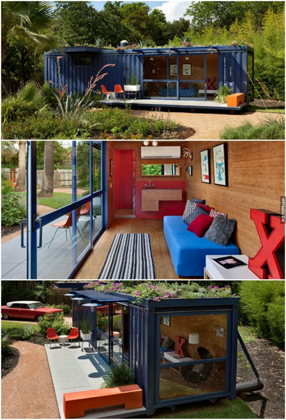 這31個人用最出乎意料之外的方法建造他們的夢想之屋。這就是你擁有自己的房子的方法!