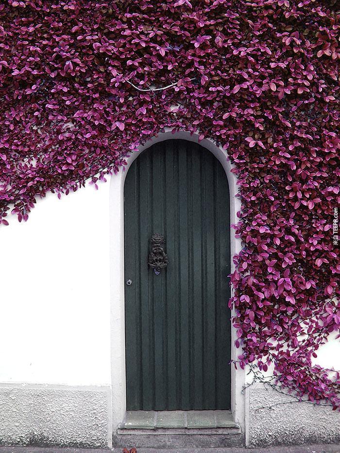 這30扇全世界最夢幻的大門雖然長得很誇張,但是一定可以讓你的家大大地加分喔!