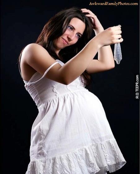 26張必須從網路上永遠刪除的懷孕照。但是我看得好樂!