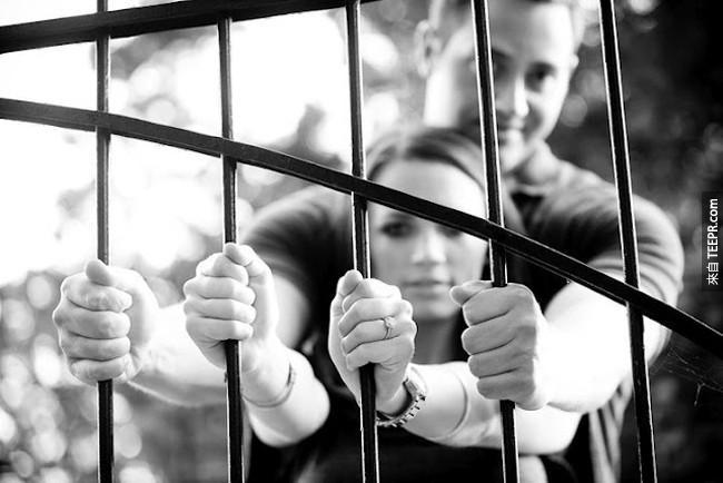 34. 嗯...婚姻是一個監牢?