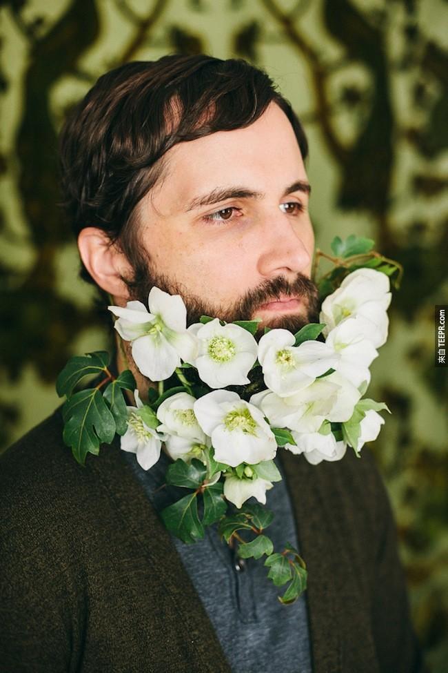 這就是國外現在最時尚的鬍子流行。難怪現在這麼多人都為之瘋狂。