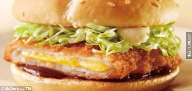 每個國家人民的口味有多不一樣?看看世界各地的麥當勞就知道了。