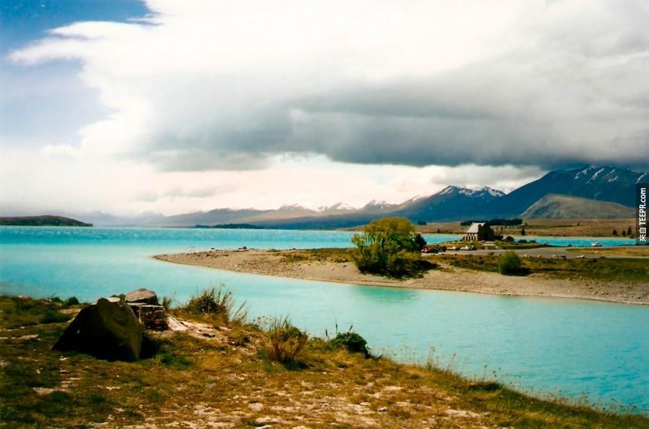 如果你不知道紐西蘭南島長得什麼樣子的話,那你就一定要看看這25張不可思議的照片。