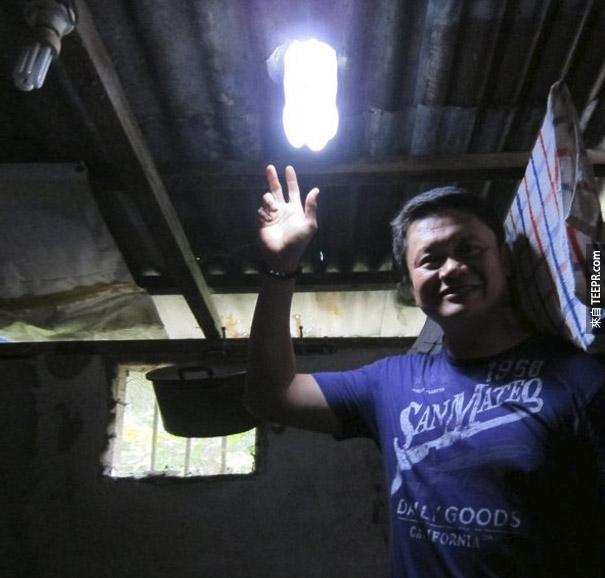 太陽能燈泡