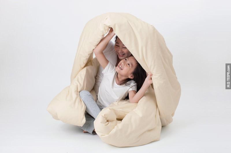 你喜歡睡覺嗎?快來看看愛睡之人必備的15件聖物。