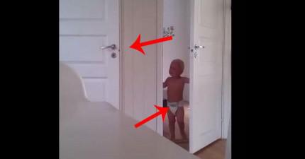 這名媽媽用縮時攝影讓我們看到,為什麼照顧雙胞胎絕對比地獄還要可怕。