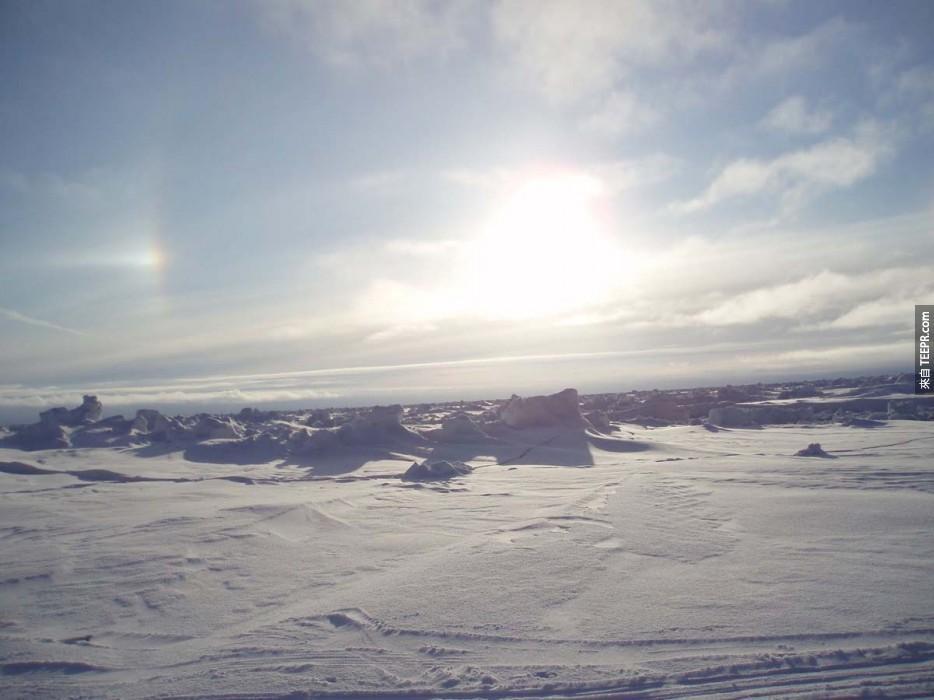 寒帶草原的冒險:北極圈(Canadian Arctic)