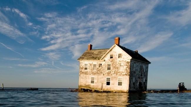 2.)荷蘭島,伽薩皮克灣,美國馬里蘭州