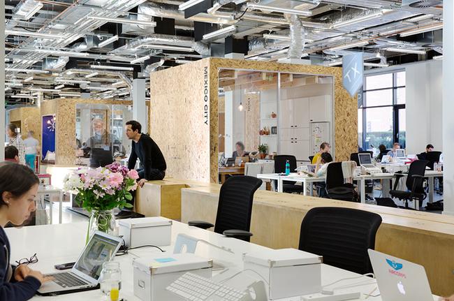 13個全世界最好玩的辦公室。請注意:這會讓你很嫉妒喔!