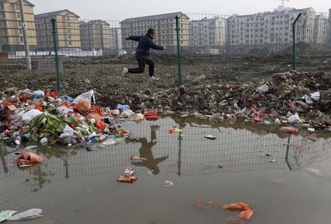 許多致命的病毒都與水源污染有關,這也將會影響全球的人類。