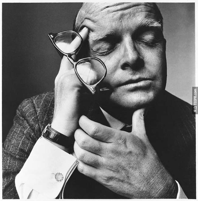 12.) 楚門·卡波提( Truman Capote )