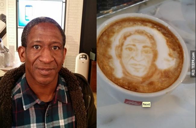 再來是一些他被點名要「客製化」的咖啡: