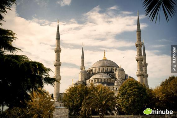 25. 土耳其,伊斯坦堡(Istanbul)