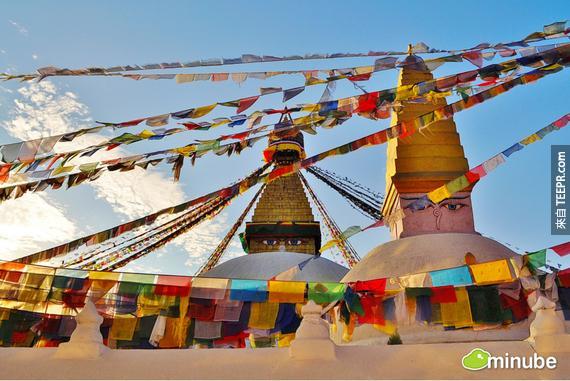 21. 尼泊爾,加德滿都(Kathmandu)