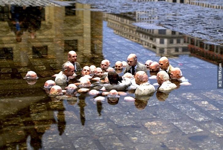 等待氣候變遷