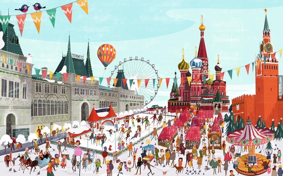 俄羅斯莫斯科(Moscow)