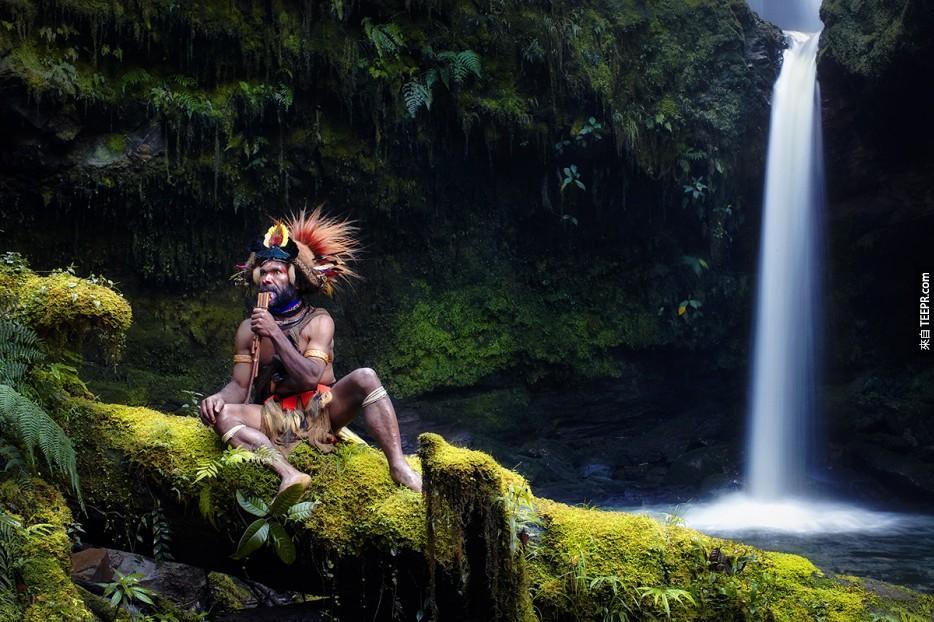 探索未知:巴布亞紐幾內亞獨立國(Papua New Guinea)。