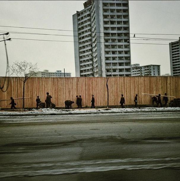 揭秘!北韓不願公開的人民生活照,這是另一個世界。