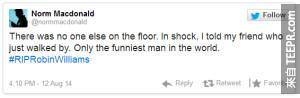 令人動容!羅賓威廉斯會在無旁人的狀況,這樣對待一個陌生人。