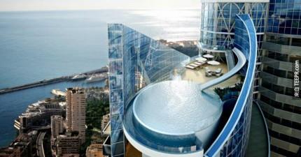 這個全世界最奢華的「公寓」,要價120億台幣!