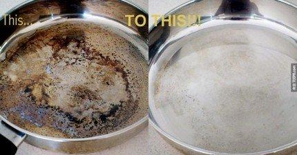 36個不用花錢也可以把家裡清潔得超乾淨的秘技。