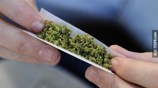 大麻有比菸酒「毒」嗎?這就是為什麼紐約時報支持大麻合法化。
