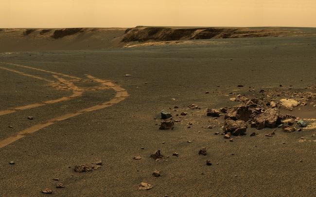 31張稀有照片證明我們有天真的有可能可以住火星上。我不敢相信有這麼像!