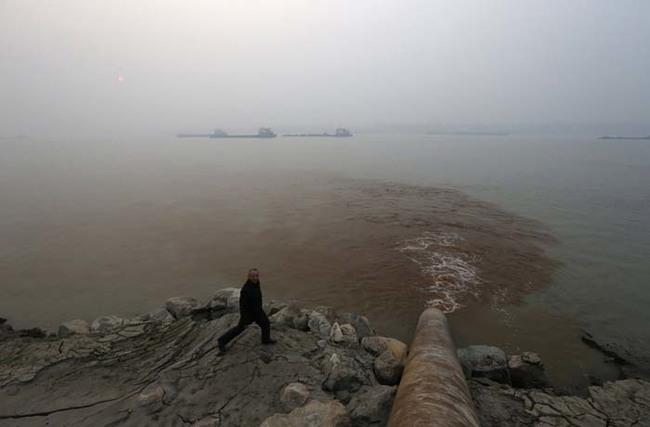 水質污染一直是中國大陸很嚴重的問題之一,而這個問題似乎只會越來越嚴重。