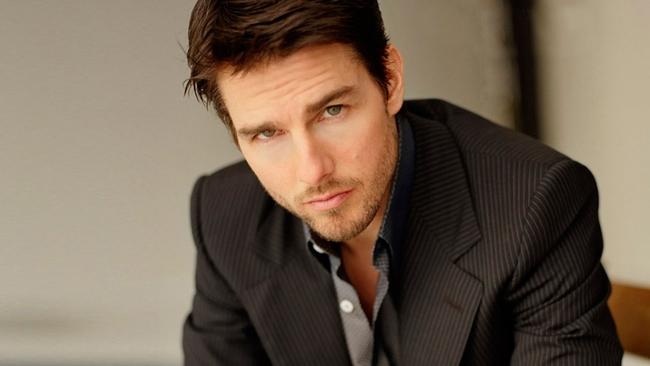 10.) 湯姆克魯斯( Tom Cruise )