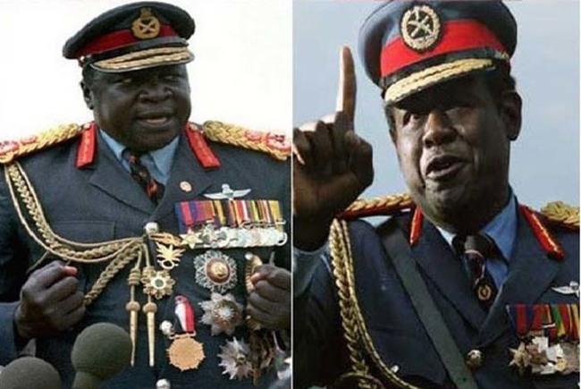 21.) Idi Amin played by 佛瑞斯·惠特克( Forest Whitaker ) 在電影《最後的蘇格蘭王》中飾演東非國家烏干達在 1970 年代的前軍事獨裁者伊迪·阿敏( Idi Amin )。