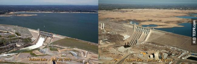 15)乾旱 - 加利福尼亞
