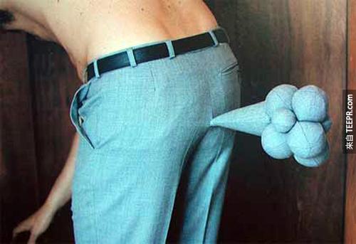 這19件超古怪的褲子讓我對未來的時尚感到恐懼...