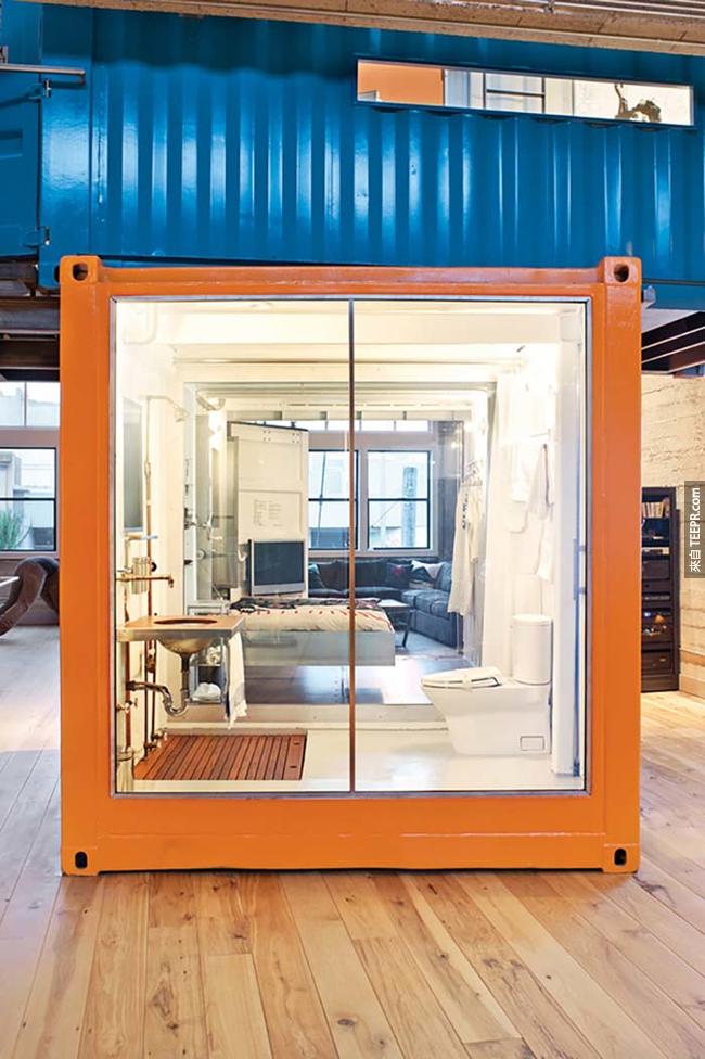 如果你還沒有想到要住在貨櫃屋裡面,這18張照片一定會說服你!