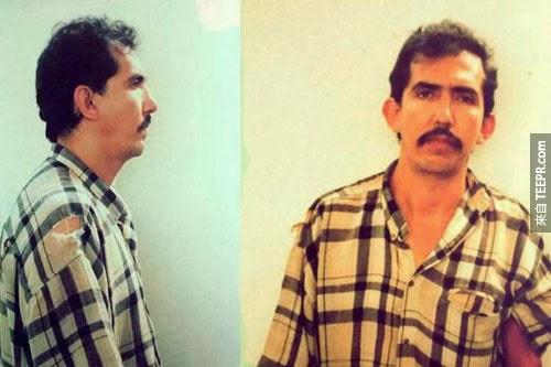30個歷史上最殘忍無道的殺人犯的長相。看得出長得跟常人有什麼不一樣嗎?