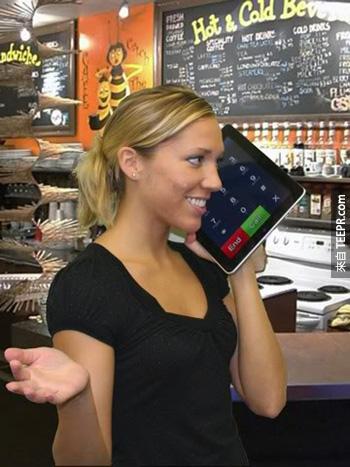 這些完全不了解如何使用科技產品的人會讓你覺得很聰明。太搞笑了!