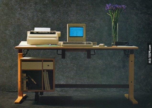 13. 蘋果的桌子