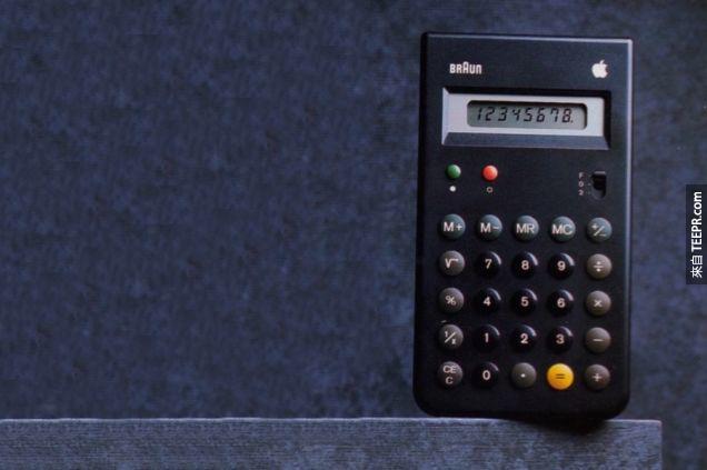 14. 蘋果、百靈牌聯名的計算機