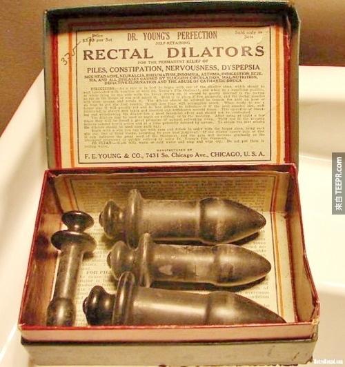 歷史中最恐怖的醫療器材,看完你以後看醫生時就會滿心感恩了!