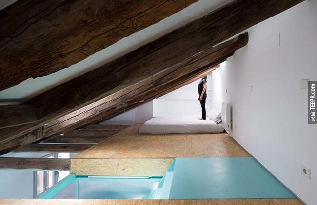 家裡空間太小了嗎?這個創新的設計可以立即把它變大。