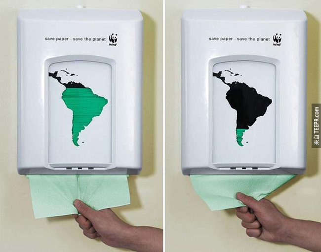 10.) Save the planet.