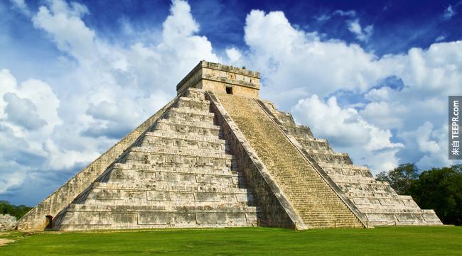 8. 可可豆曾被馬雅人(Maya)作為貨幣使用。