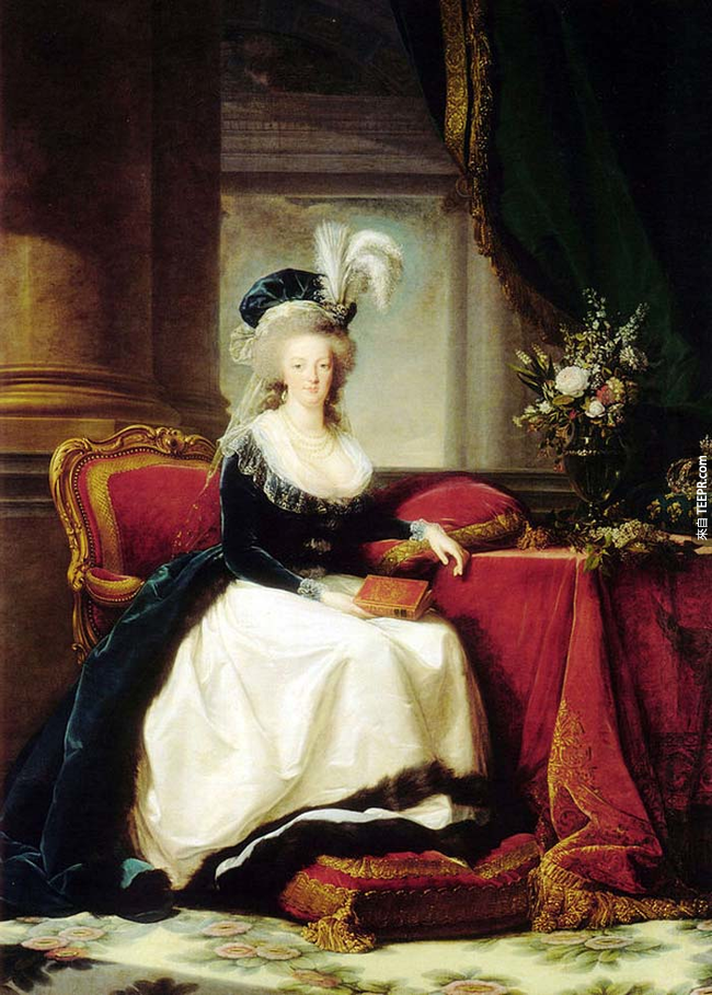 18.) 瑪麗·安東娃妮特( Marie Antoinette )