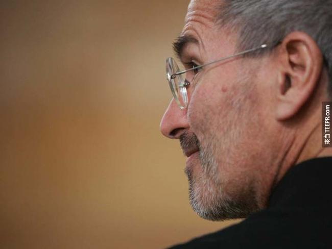 21.) 賈伯斯( Steve Jobs )