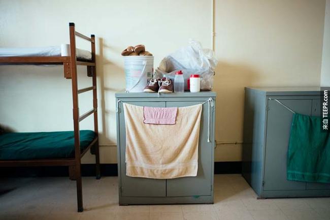 1980年普萊西德湖的奧運,阿迪朗達克監獄(Adirondack Correctional Facility)被改造為奧運村,在比賽期間,犯人們都先被載運到其他地方。