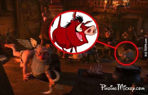 這裡還有22個你一定沒有注意到的迪士尼小秘密。