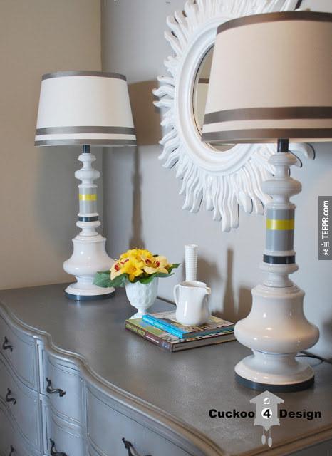 舊家具創意大改造,21個秘技讓你省錢翻新家!