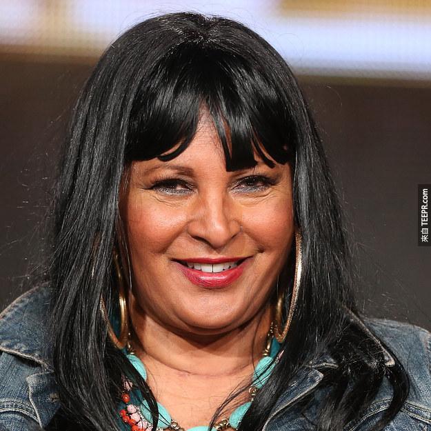 Pam Grier 2014 (65歲)