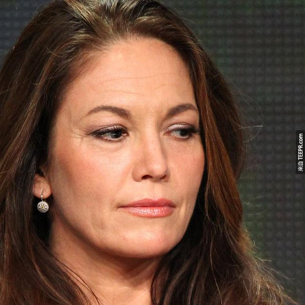 黛安·蓮恩(Diane Lane) 2012 (47歲)