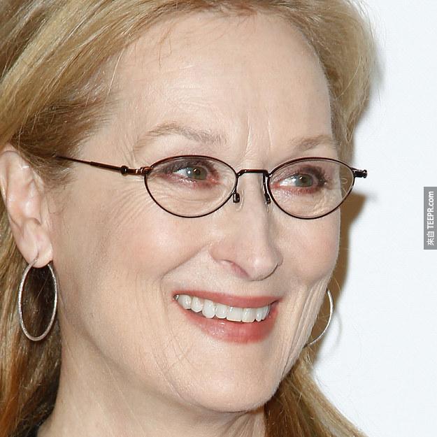 梅麗·史翠普(Meryl Streep) 2014 (65歲)