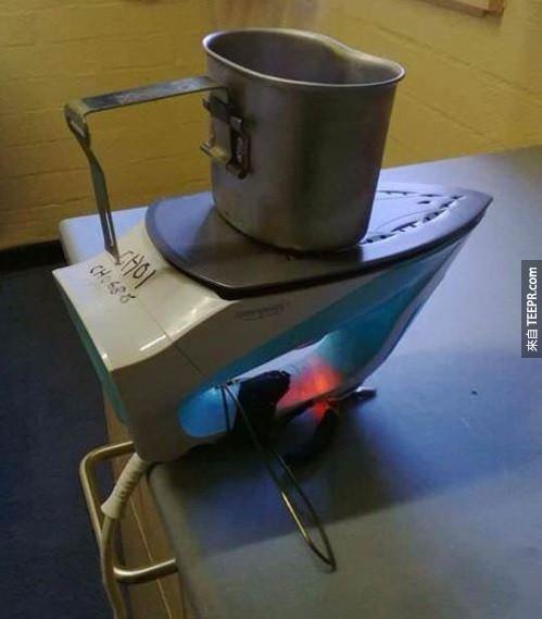煮泡麵的創意新方法